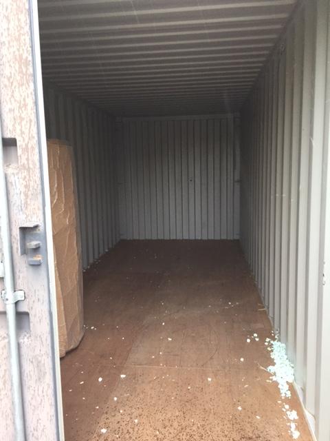 conteneur de stockage de 30 m3